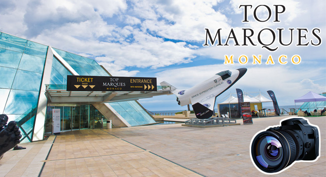 Top Marques Monaco 2012 (foto)